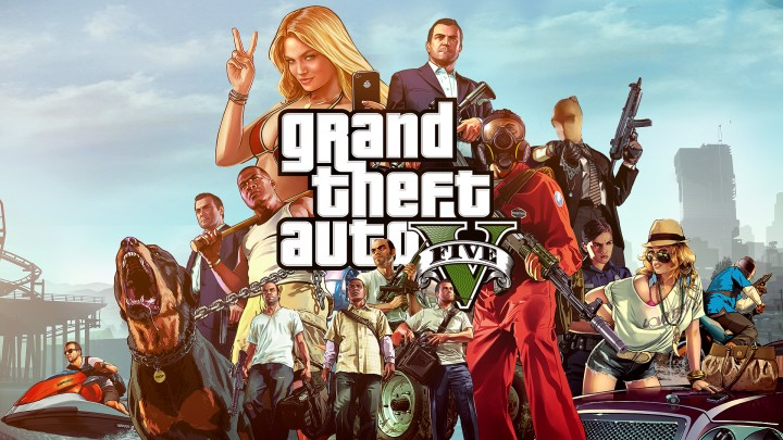 Grand Theft Auto V PC Trailer Released