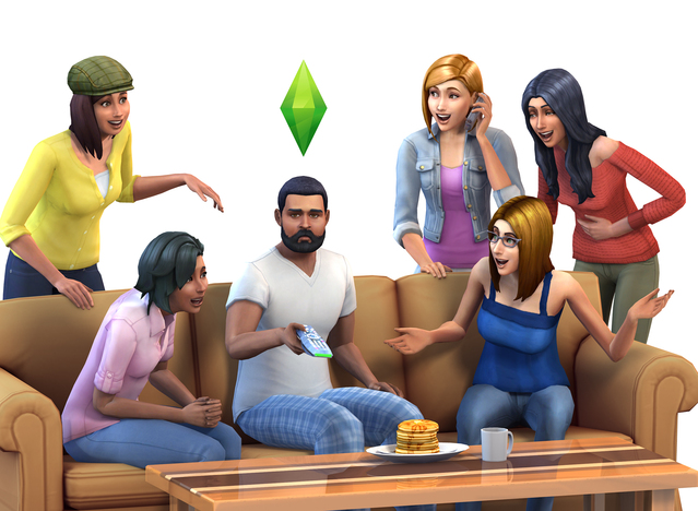 the sims 4-date