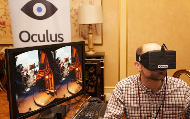 The Oculus Rift: Virtual Reality coming to you soon