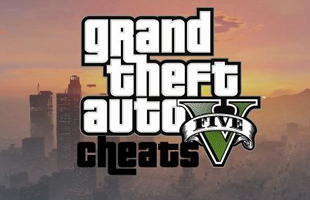 GTA 5 Cheats codes ps3 xbox 360