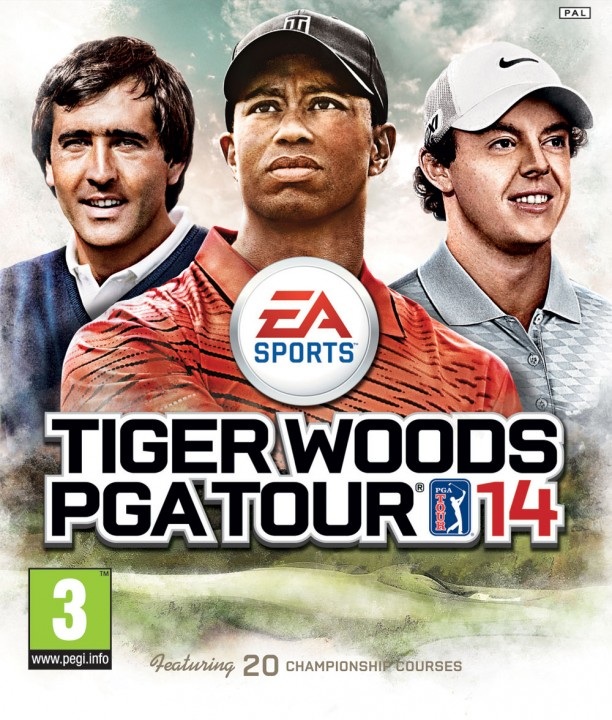 Tiger Woods is looking for a new games publisher