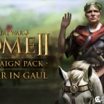 Total War: Rome 2 – Caesar in Gaul now available