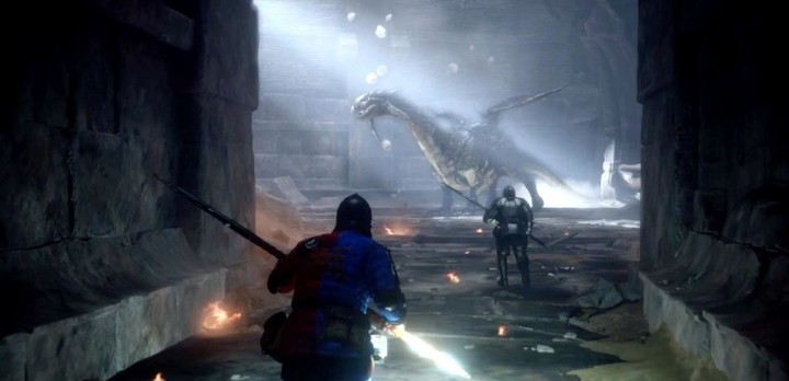 New details on PS4 exclusive Deep Down have surfaced