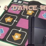 Sony's strange response to the Kinect – The PlayStation 'Dance Mat'