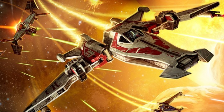 Star Wars: The Old Republic Galactic Starfighter is live