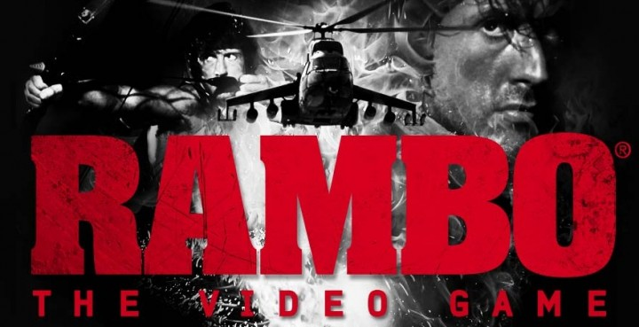 Rambo: The Videogame – possibly the worst looking trailer of the year