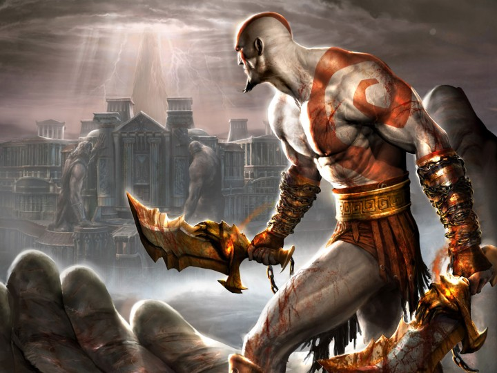 Can you imagine a Kratos without the Blades of Chaos?