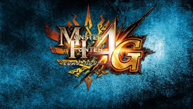 monster hunter 4g for nintendo 3DS