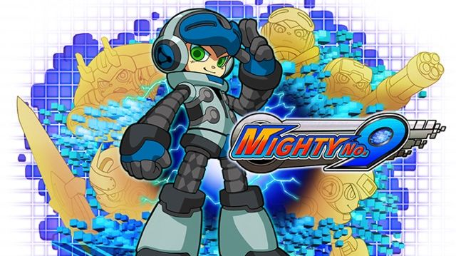 mighty no. 9 for nintendo 3ds