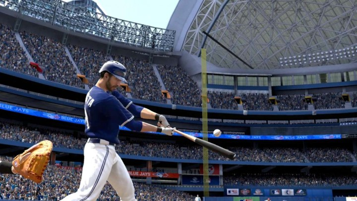 Complete baseball games in a quick fashion in MLB 14 The Show!