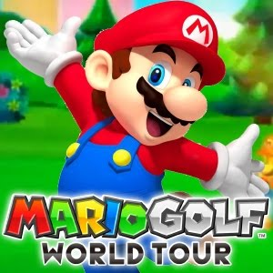 mario golf world tour for nintendo 3ds
