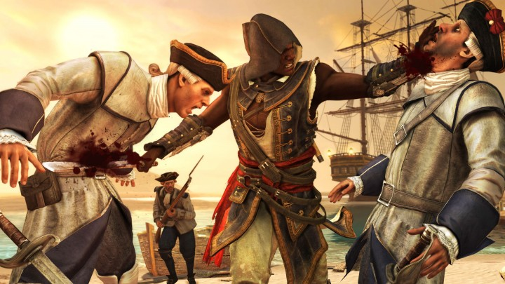 Assassin's Creed Freedom Cry gets a standalone version