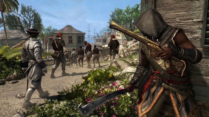 Assassin's Creed: Freedom Cry brings some new weapons, if not an entirely new gameplay!