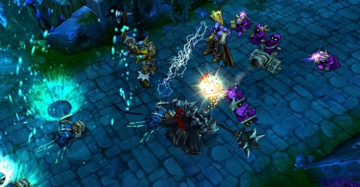 League of Legends is extremely popular and has a great eSports scene!