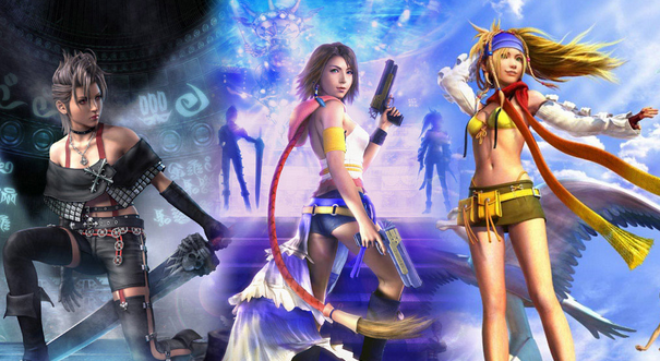 PS Vita Top Ten Most Anticipated Titles of 2014 Final Fantasy X-2