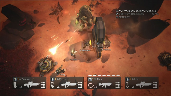 PS Vita Top Ten Most Anticipated Titles of 2014 Helldivers