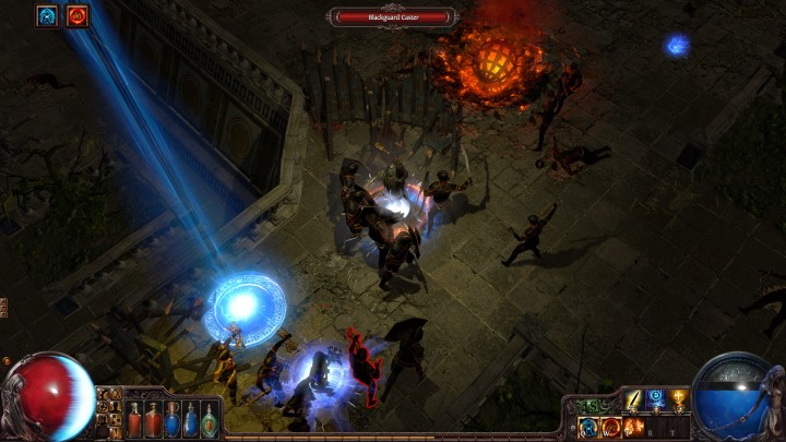 Path of Exile is a great alternative to Diablo or Torchlight!