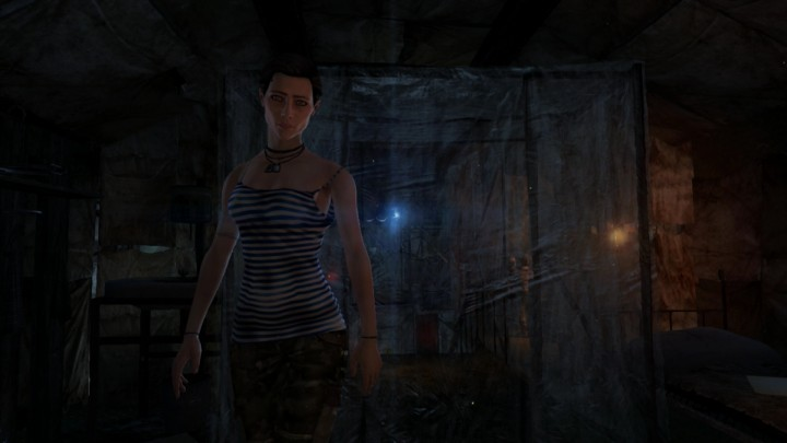 Number 8: Anna (Metro: Last Light)