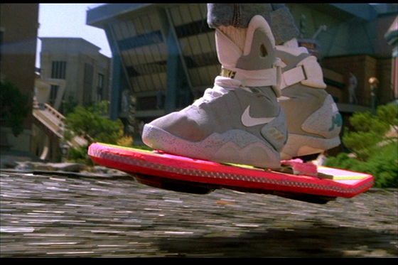 'Back to the Future' Power Laces Will Hit Store Shelves in 2015
