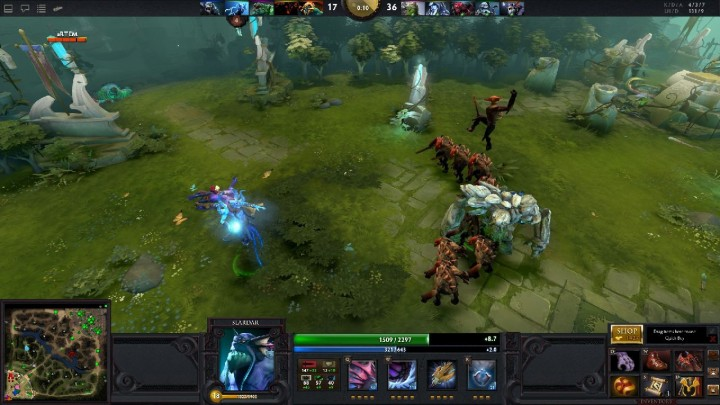 Dota 2 represents the MOBA genre at its very best!
