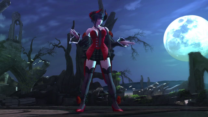 Number 6: Eliza (Tekken Revolution)