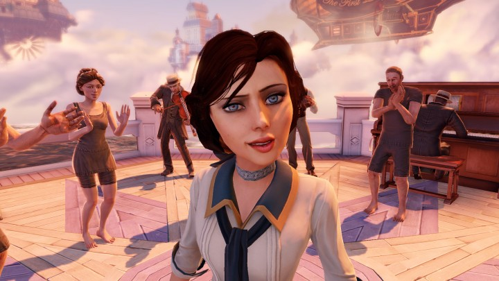 Honorable Mention: Elizabeth (Bioshock: Infinite)