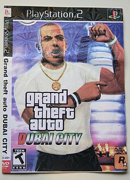 grand theft auto dubai city