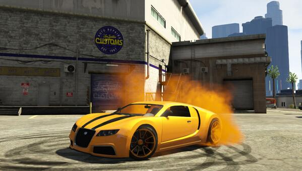 GTA 5 Online Tips Cheats Car Glitch LSC