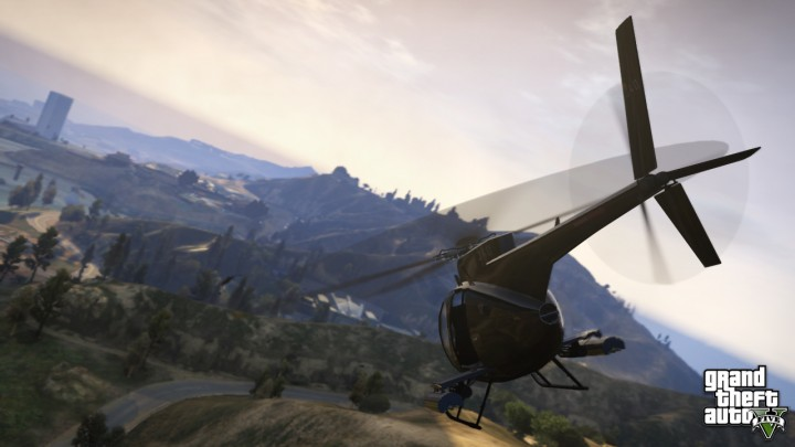 GTA Online Tips Cheats Helicopter Guide