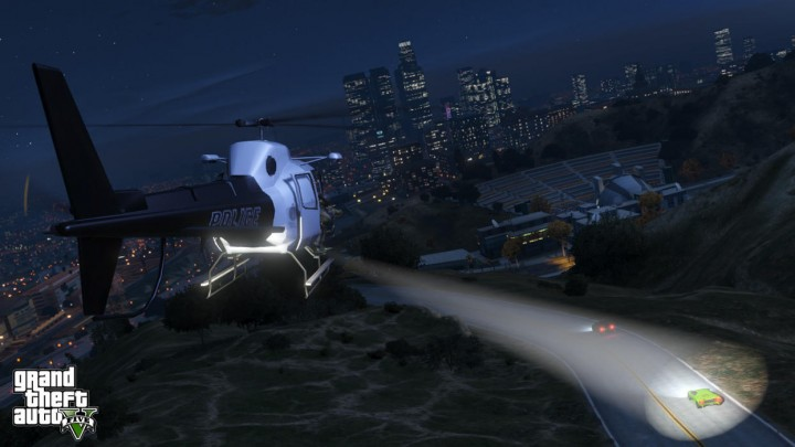 GTA Online Tips Cheats Helicopter Tutorial