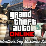 GTA 5 Online Goes Romantic: Valentine's Day Massacre Special