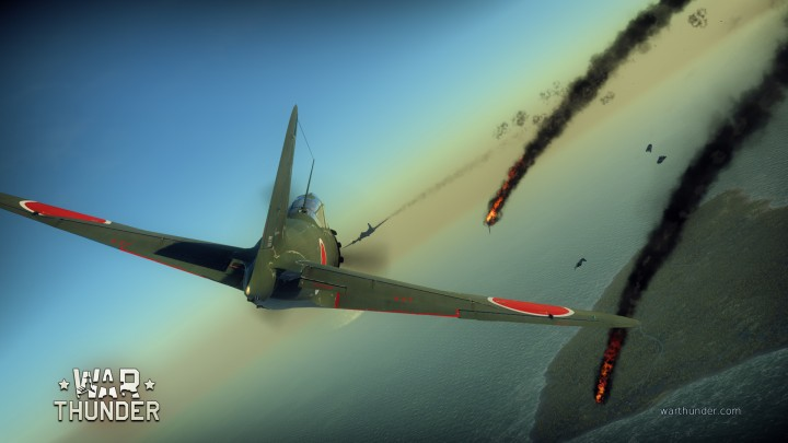 A great soundtrack, combined with a fun multiplayer combat system make War Thunder a great choice!