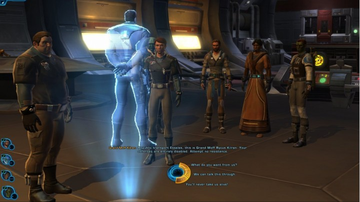 Questing in Star Wars: The Old Republic never feels like a boring grind!