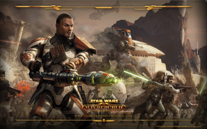 The Old Republic to get major content updates in 2014