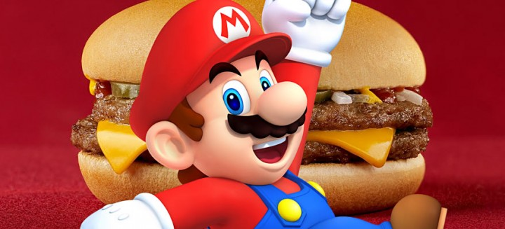 Nintendo promoting McDonalds or McDonalds promoting Nintendo?