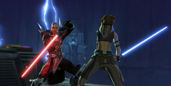 BioWare Finally Comment on in game Lag Issues Within Star Wars The Old Republic
