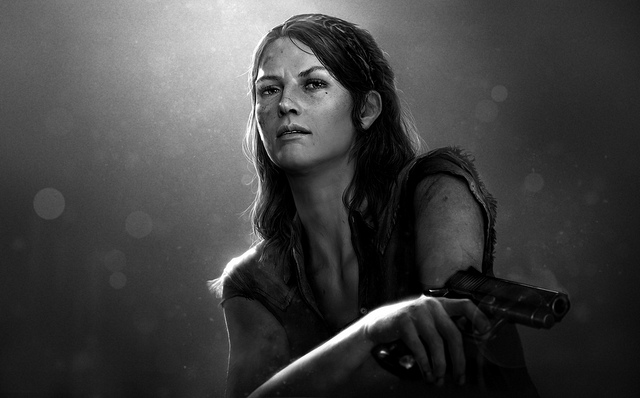 Number 7: Tess (The Last of Us)