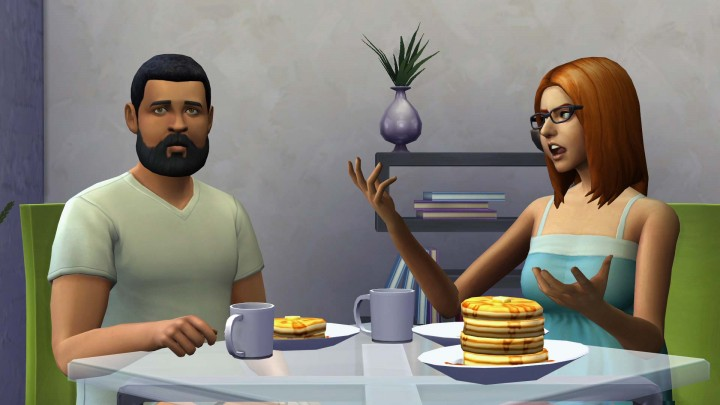 The Sims 4 Facial Expressions