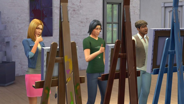 Emotional Fidelity in The Sims