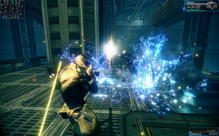 Warframe brings cooperative gameplay to the front-line!