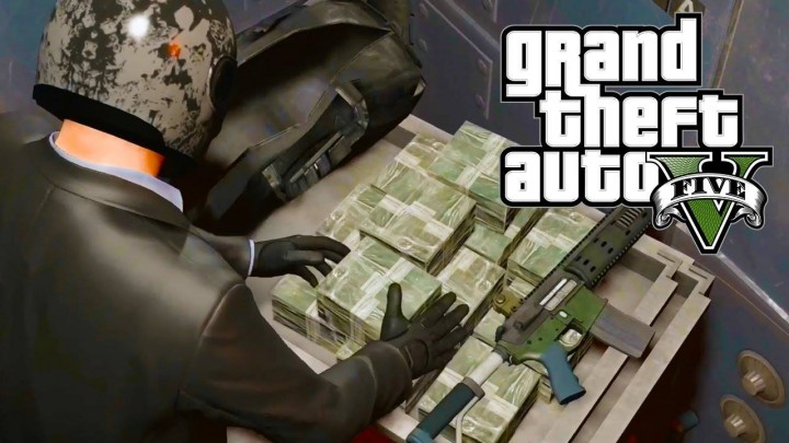 Latest Easy and fun GTA 5 Cheats Online Heists