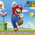 McDonald's Super Mario Happy Meal Toys Launch 19th March