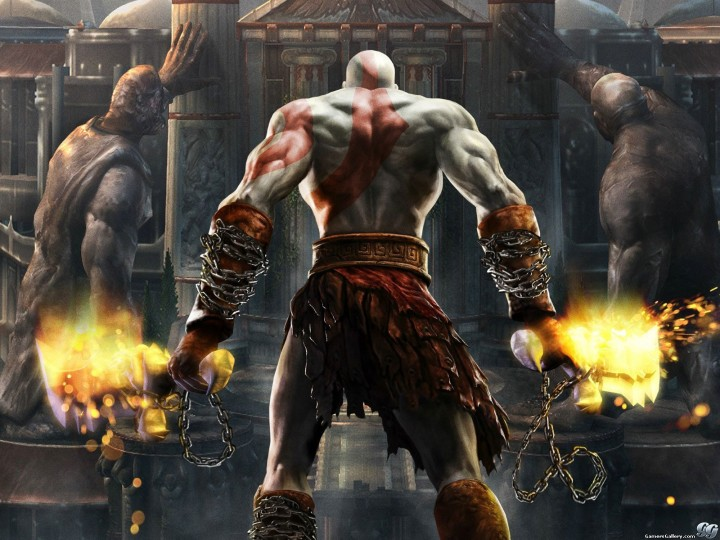 Playstation Experience: New God of War game in Development, not a prequel