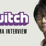 Kojima Talks Metal Gear Solid during Twitch TV Interview