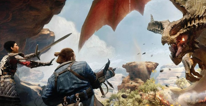 Dragon Age Lead Writer David Gaider Moves To Secret BioWare Franchise