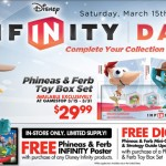 Disney Infinity Day at GameStop Offers Sales and New Characters