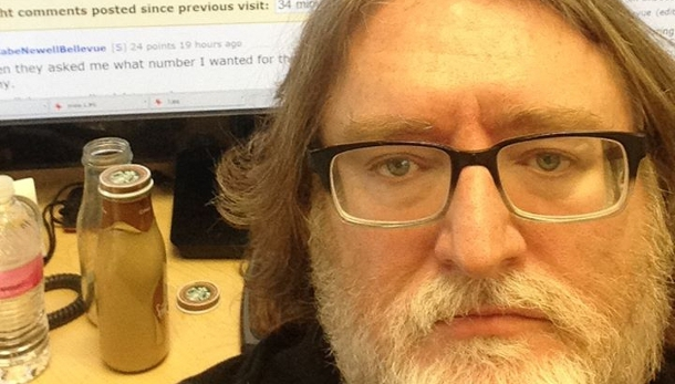 Gabe Newell's Participation in Reddit AMA Suspended