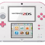 Nintendo 2DS Peach Pink Edition Available For Pre-Order