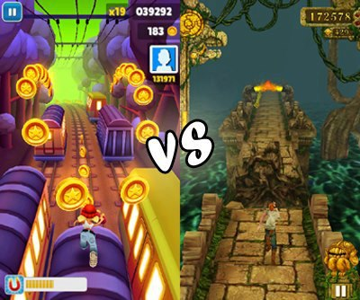 Temple Run 2 vs Subway Surfers - Which one should you ...