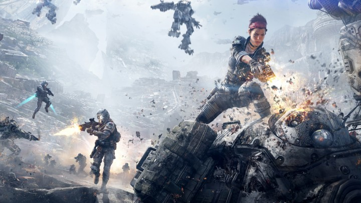 Titanfall PC Version Will Receive 4K, SLI and GameWorks Support